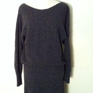 Banana Republic Merino Wool Sweater Dress
